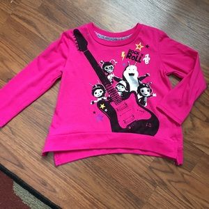 Size 3T Beat Bugs long sleeve toddler tee